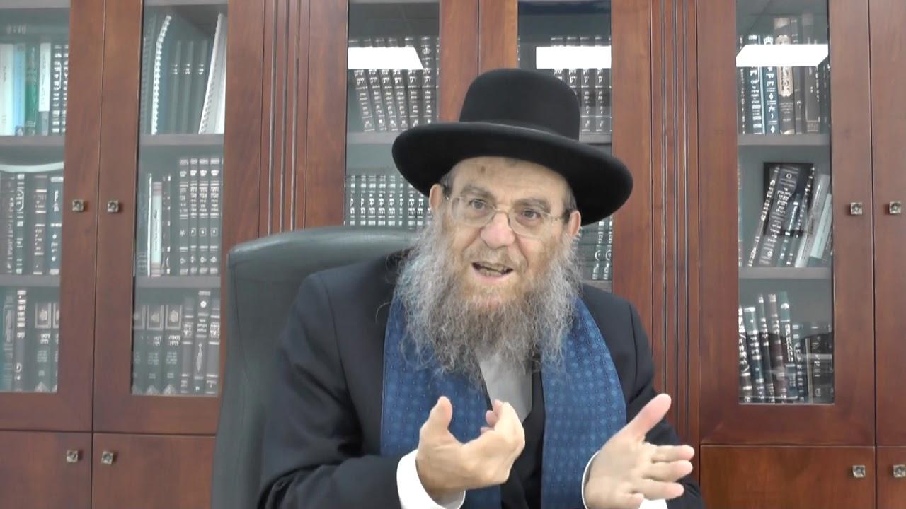 """הגאון הגדול הרב יצחק ברדא שליט""""א - פרשת בהר"""