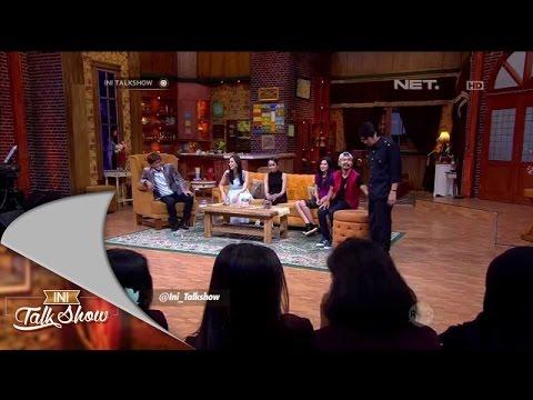Ini Talk Show 8 Juni 2015 Part 3/6 - Wendy Cagur, Indah, Intan Ayu Dan Fanny Fabriana