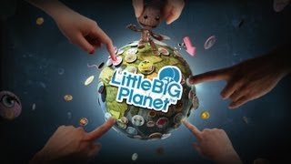 LittleBigPlanet PSVita Review (Video Game Video Review)