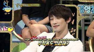BI Rain, Kim Heechul [Eng Sub] Strong Heart 27 Part 2