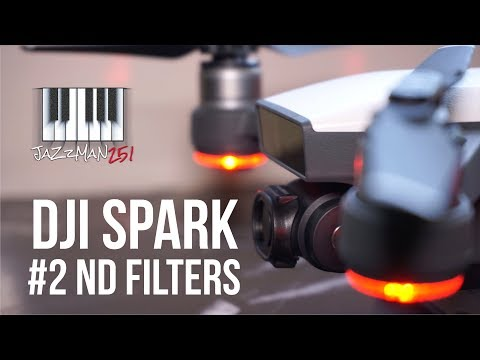 Color : Color3 HD Drone ND Lens Filter for DJI Spark Durable