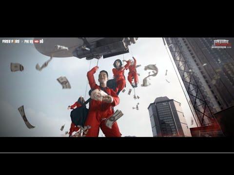 [Live-action] Free Fire x Phi Vụ Triệu Đô: Money Heist   Garena Free Fire Vietnam