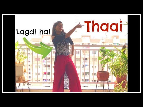 Lagdi Hai Thaai   Simran   Bollywood Dance   Iti Khinchi Choreography