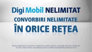Digi Mobil Optim Nelimitat de la 4 Euro/luna!