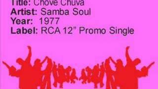 Chove Chuva - Samba Soul
