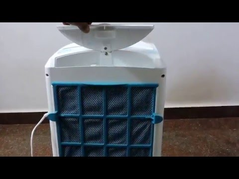 Air cooler tower Symphony [12T] Unboxing and review