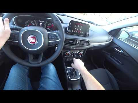 2019 Fiat Tipo Test Drive POV