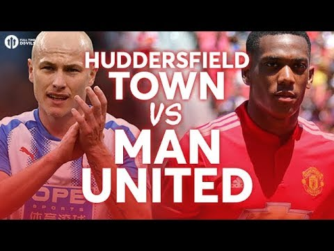 Huddersfield Town vs Manchester United LIVE PREVIEW!
