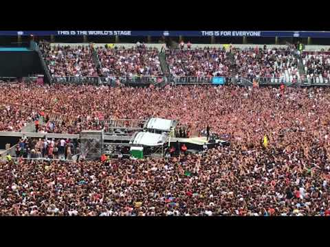 My Hero - Foo Fighters - London Olympic stadium 23 June 2018