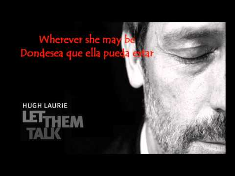 Hugh Laurie - St James Infirmary (español-ingles)