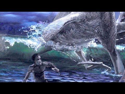 Painting Waves & Splashing Water - The Leviathan