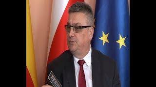 Rozpoczęcie dyżurów poselskich Wiesława Krajewskiego