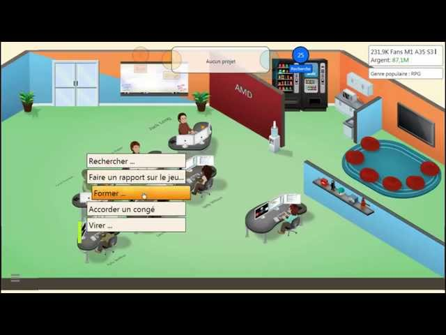 Sans Commentaire: Game Dev Tycoon Partie 20 FINAL 1080P/60FPS