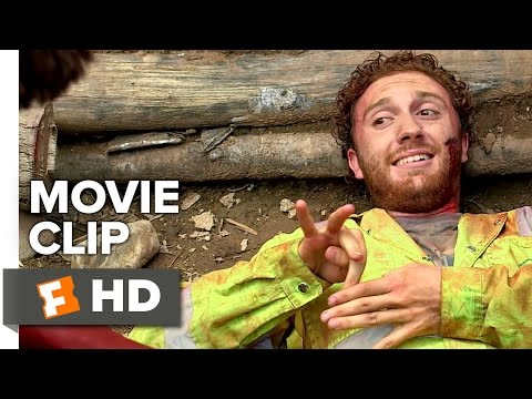 The Green Inferno Movie   Magic Trick 2015  Daryl Sabara, Lorenza Izzo Movie HD