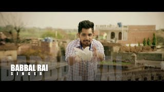 Teaser | Jattan Da Munda | Girlfriend | Babbal Rai