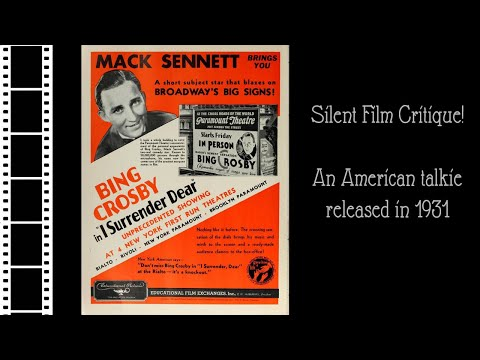 Mack Sennett Comedy: I Surrender Dear (1931)