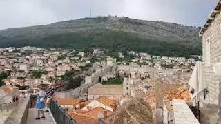 克羅埃西亞古蹟舊城之懸崖吧#蘇逸洪坐郵輪玩世界分享站