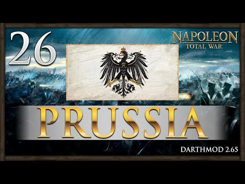 SINKING FEELING! Napoleon Total War: Darthmod - Prussia Camp