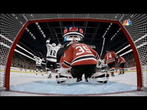 NHL 17 - Los Angeles Kings vs New Jersey Devils | Gameplay (HD) [1080p60FPS]