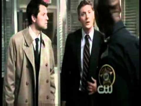 Supernatural FBI - YouTube