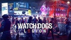 Watch Dogs Legion Trailer - Gameplay & Release Date Reveal (Watch Dogs 3 Trailer)