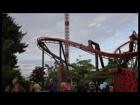 Markerstudy Group 10th Anniversary - Thorpe Park w...