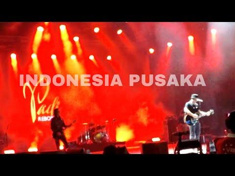 INDONESIA PUSAKA - PADI REBORN Jakarta Fair 2019