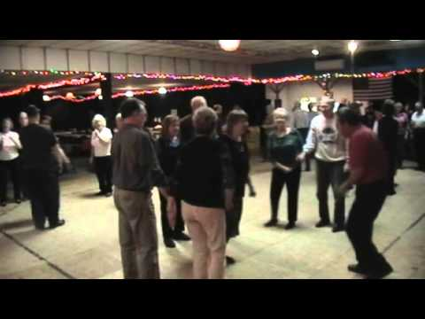 Traditional Square Dance - Marching Through Georgia