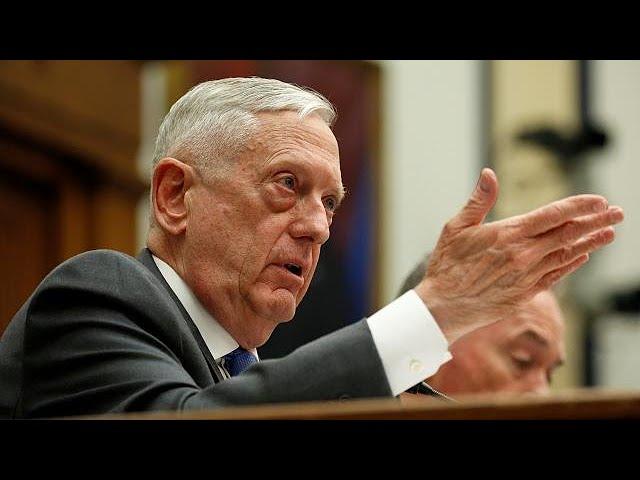 """Escalation"" fears grow as US ponders Syria strike"
