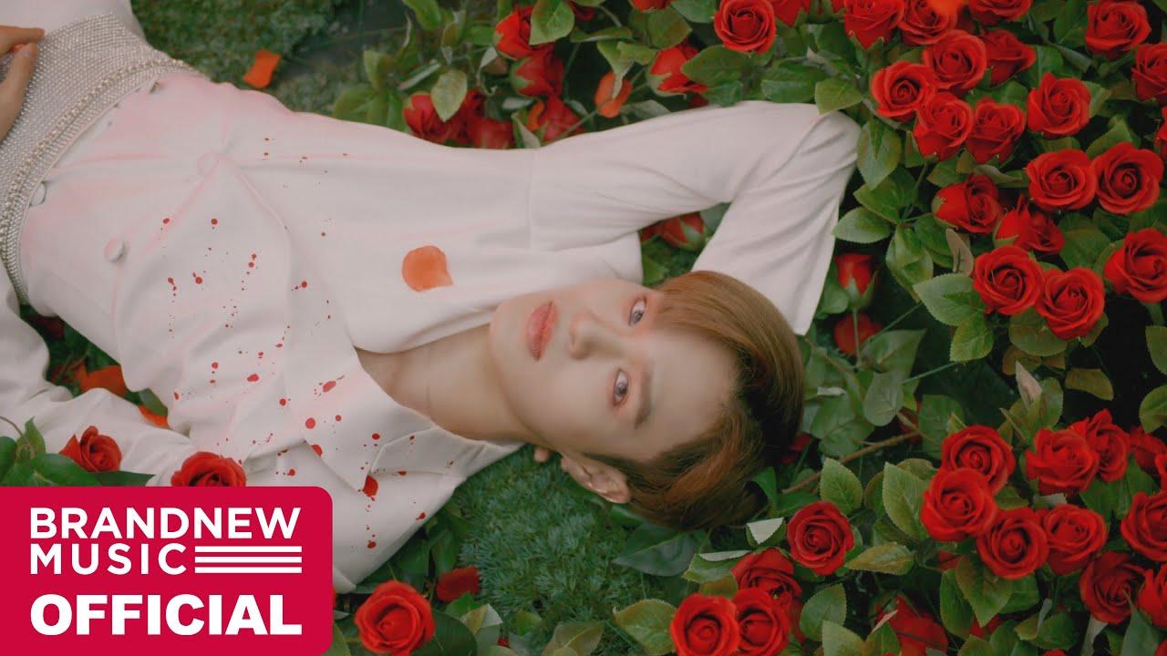 Image result for 'Rose, Scent, Kiss' lee dae hwi