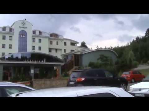 SLOVAKIA Sliac Hotel Kaskady