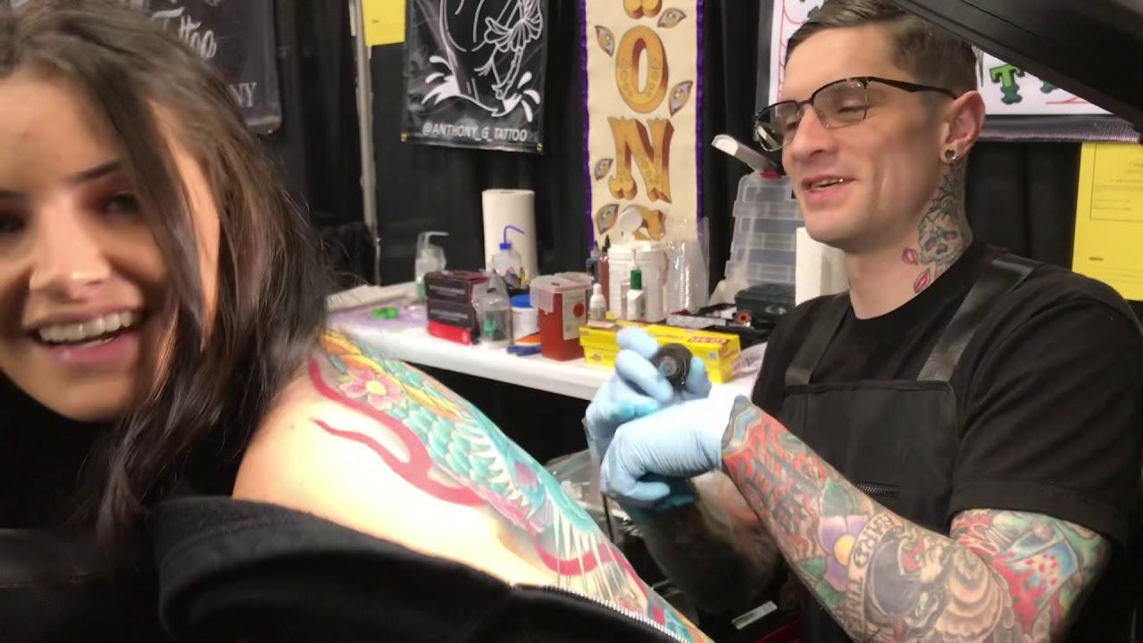 13th Annual Massachusetts Tattoo & Arts Festival - YouTube