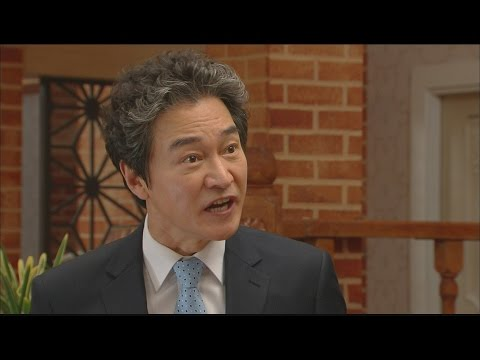 "[Rosy lovers] 장미빛 연인들 50회 - Jeong Bo-seok, ""the young woman and going to remarry.""20150405"