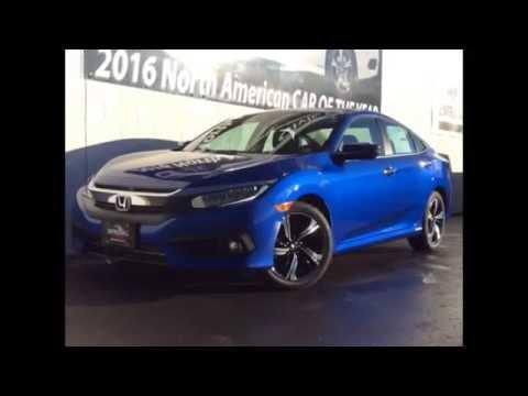 2016 Honda Civic Touring H00233