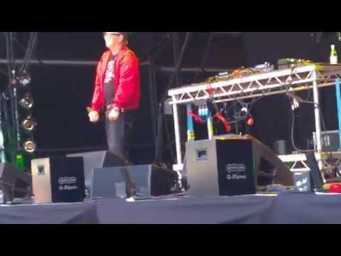 David Rodigan At Love Saves The Day - Bristol 29-05-16