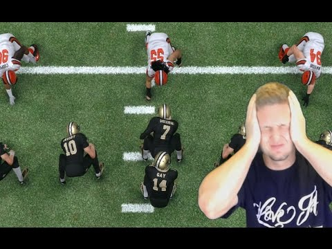 COULD A TEAM OF KICKERS BEAT THE BROWNS? MADDEN 17 Challenge
