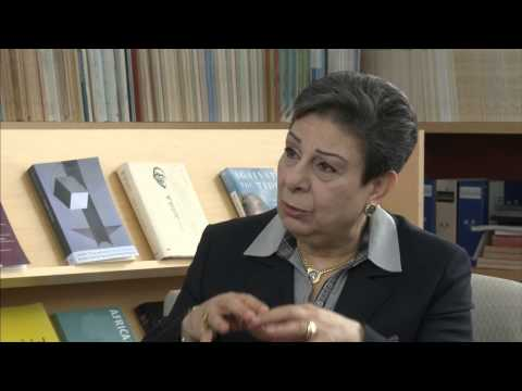 Hanan Ashrawi on Oslo, Academia, and Women in Politics (Part 1)
