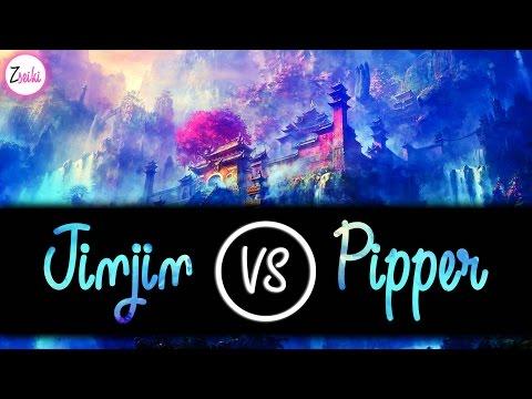 Jinjin VS Pipper   xi - Blue Zenith [Zen's Black Another] - osu!mania