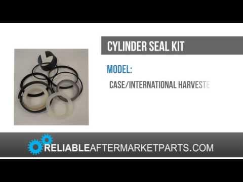1543260C1 Cylinder Seal Kit for Case Backhoe 580SL Loader Lift and 590SM Bucket