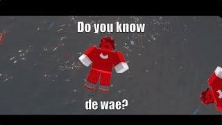 Find Da Wae by CG5 (roblox version)