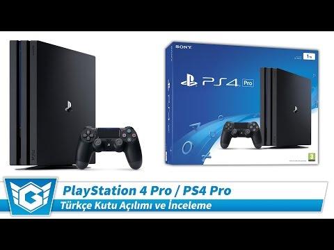 Playstation Pro Ps4 Pro