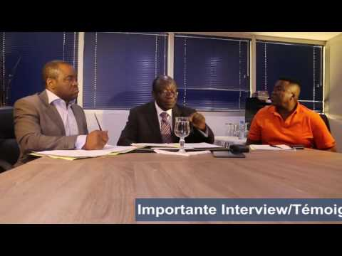 INTERVIEW-TEMOIGNAGE PERSONNEL D'HONORE NGBANDA SUR LA DIMENSION SPIRITUELLE DE SON COMBAT