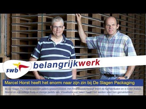 SWB - Belangrijk Werk door Marcel Horst bij Slagenpackaging