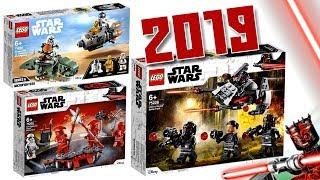 Наборы LEGO Star Wars 2019