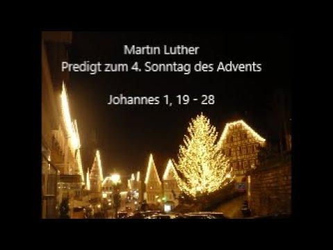 Predigt 2 Advent