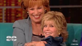 Joy Behar Celebrates 20 Years On \'The View!\'
