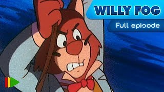 Around the World with Willy Fog - 09 - Romy's Rescue