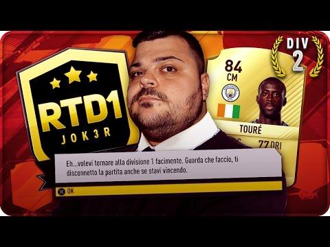 YAYA TOURE SI SBLOCCA MENTRE FIFA SI BLOCCA !!! [FIFA 17]