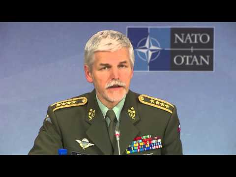 Joint Press Conference - NATO Chiefs of Defence Meeting, 21 JAN 2016, Part 1/2