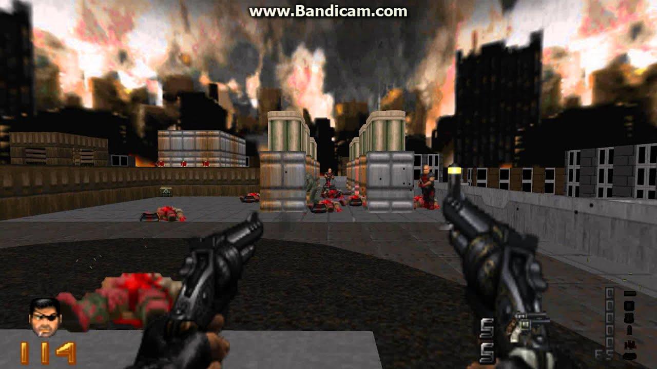 Doom: Trailblazer mod - YouTube